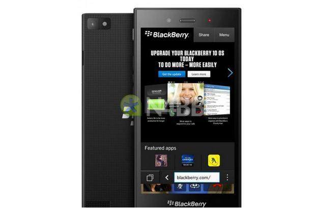 Inikah Bentuk BlackBerry Jakarta