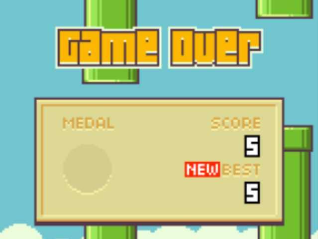 Inilah Cara Dapat Skor Tinggi di Game Flappy Bird