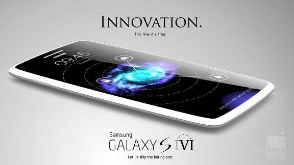 Samsung Galaxy S5 Konsep