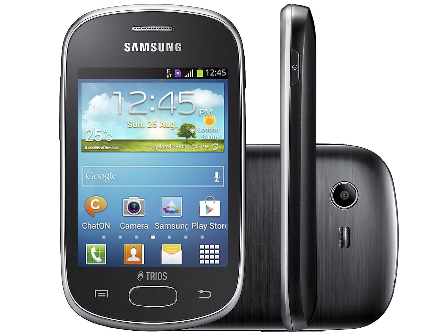 Samsung Galaxy Star Trios support 3 Simcard Sekaligus