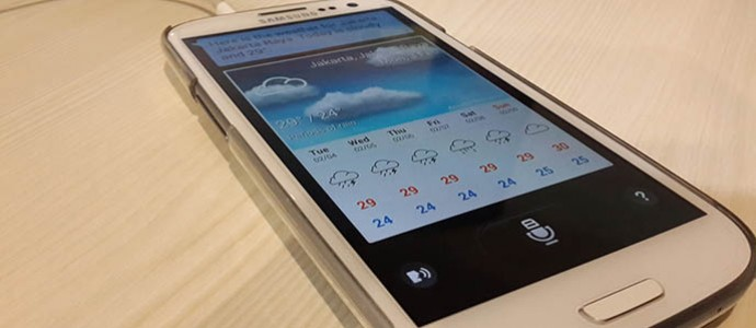 Cara Menggunakan Samsung S-Voice di Ponsel Android Jelly Bean