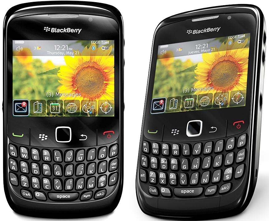 Harga BlackBerry Curve 8520 Gemini Terbaru Bulan Februari 2014