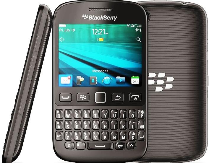 Harga BlackBerry Curve 9720 Samoa Terbaru Bulan Februari 2014
