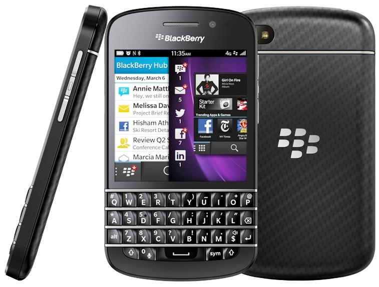 Harga BlackBerry Q10 Terbaru Bulan Februari 2014