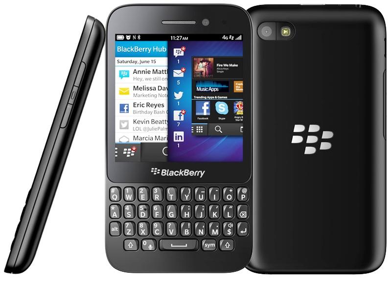 Harga BlackBerry Q5 Terbaru Bulan Februari 2014
