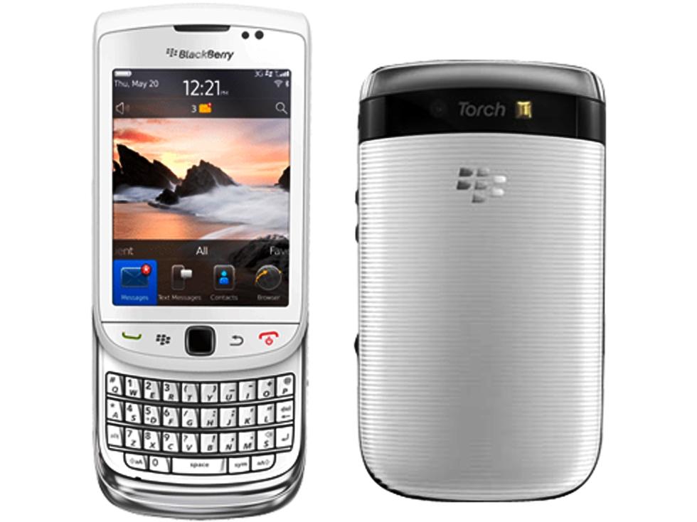Harga BlackBerry Torch 9810 Terbaru Bulan Februari 2014