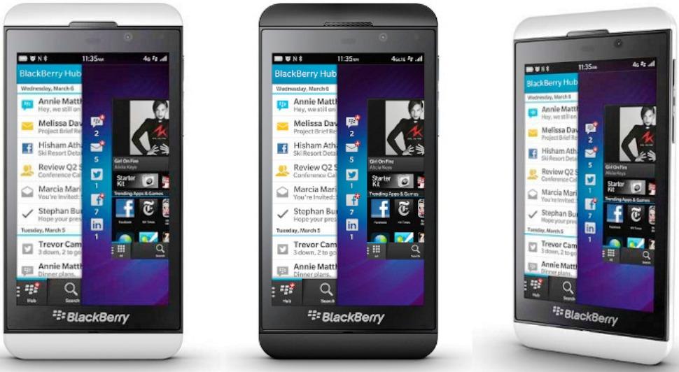 Harga BlackBerry Z10 Terbaru Bulan Februari 2014