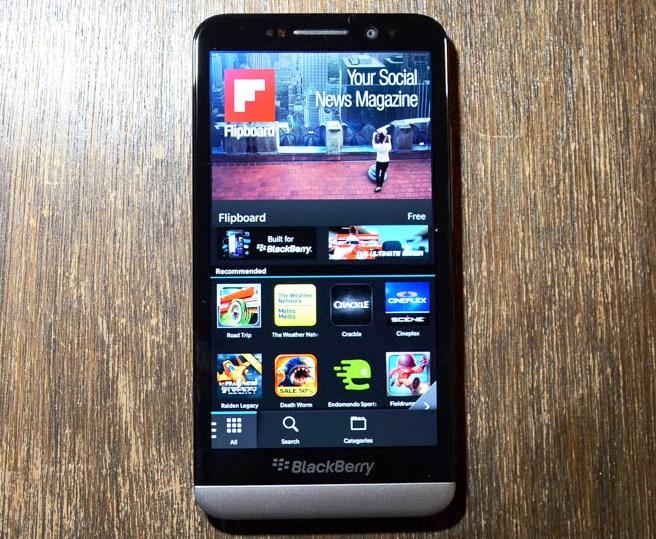 Harga BlackBerry Z30 Terbaru Bulan Februari 2014