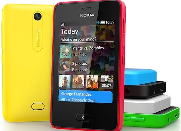 Harga Nokia Asha 501 Terbaru Bulan Februari 2014