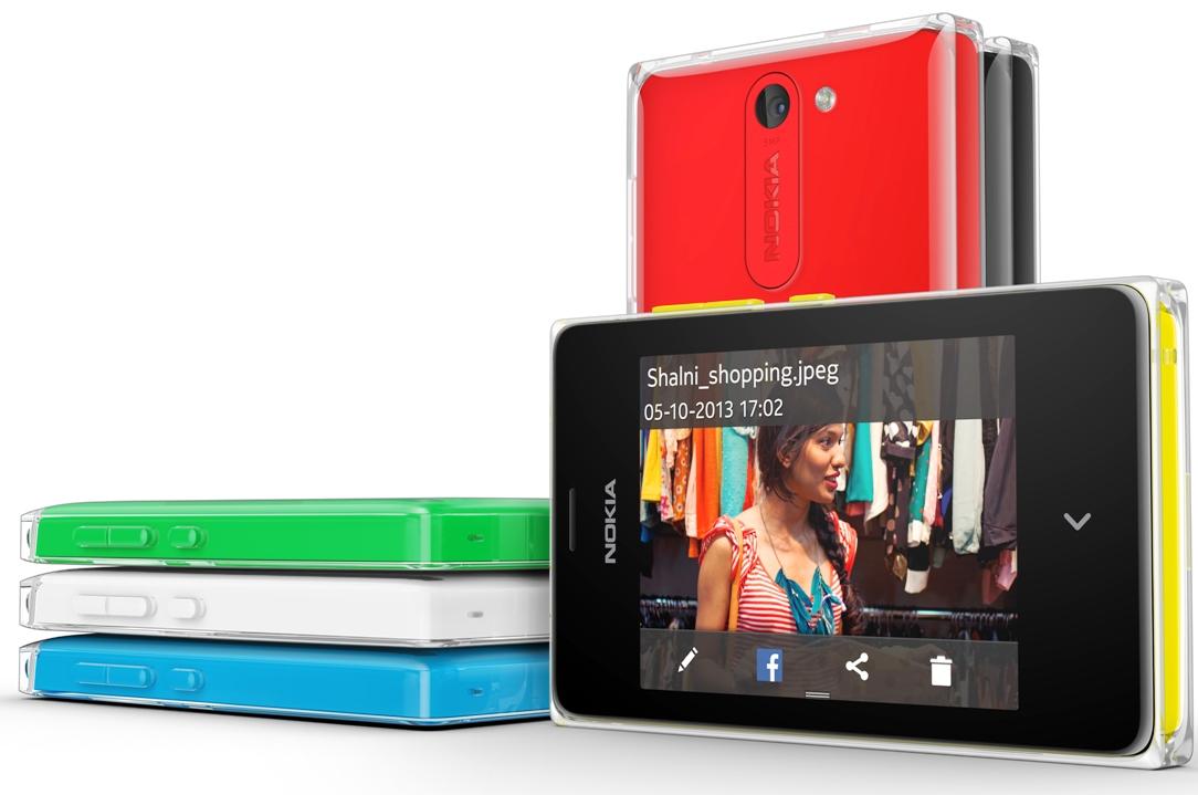Harga Nokia Asha 503 Terbaru Bulan Februari 2014
