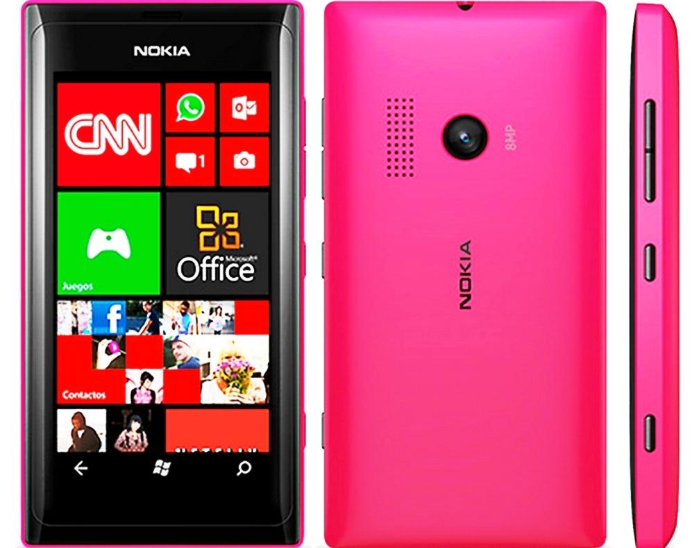 Harga Nokia Lumia 505  Terbaru Bulan Februari 2014