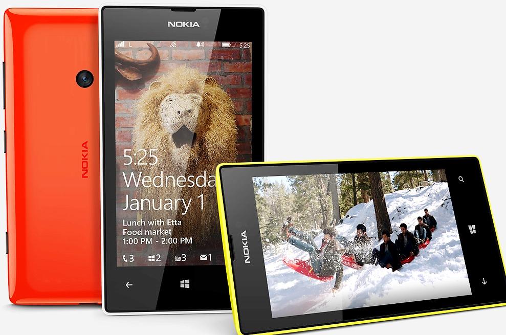 Harga Nokia Lumia 525 Terbaru Bulan Februari 2014