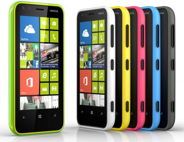 Harga Nokia Lumia 620 Terbaru Bulan Februari 2014
