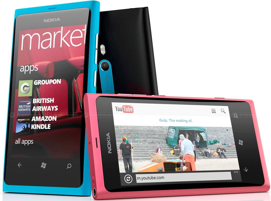 Harga Nokia Lumia 800 Terbaru Bulan Februari 2014