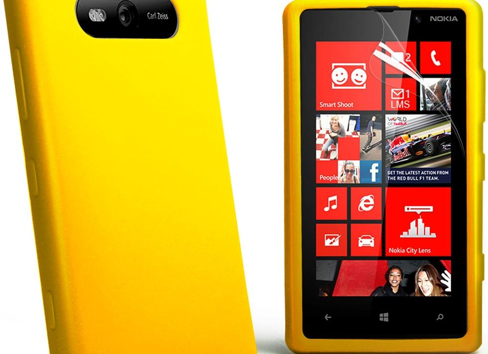Harga Nokia Lumia 820 Terbaru Bulan Februari 2014