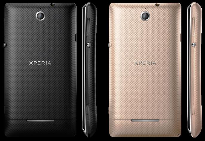 Harga Sony Xperia E Dual Terbaru Bulan Februari 2014