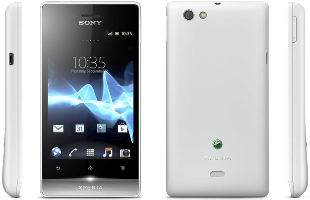 Harga Sony Xperia Miro Terbaru Bulan Februari 2014