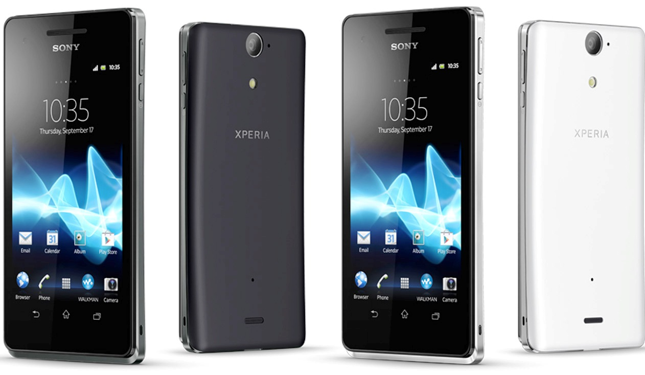 Harga Sony Xperia V Terbaru Bulan Februari 2014