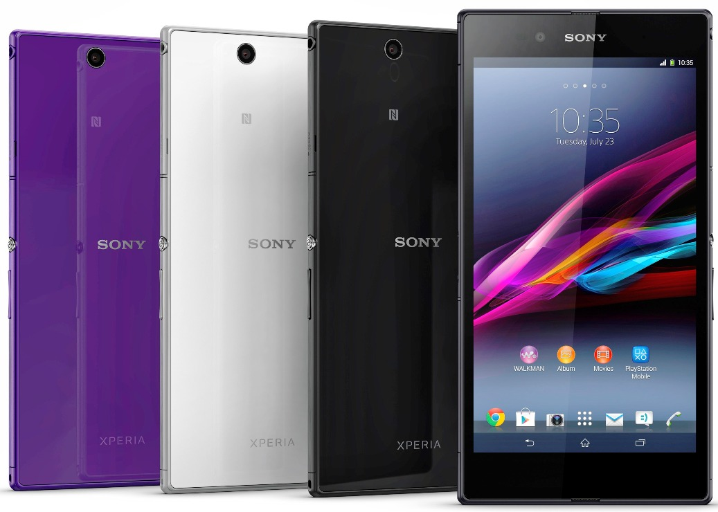 Harga Sony Xperia Z Ultra Terbaru Bulan Februari 2014