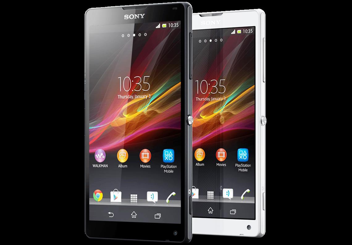 Harga Sony Xperia ZL Terbaru Bulan Februari 2014