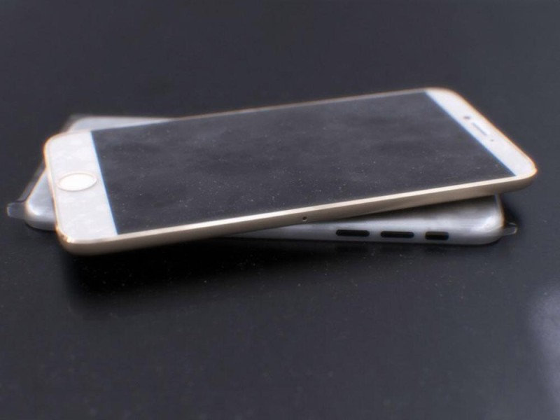Desain Casing iPhone 6 Beredar di Internet