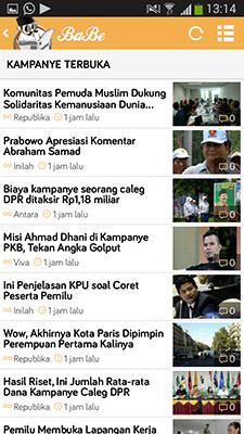Baca Berita Pemilu 2014 7