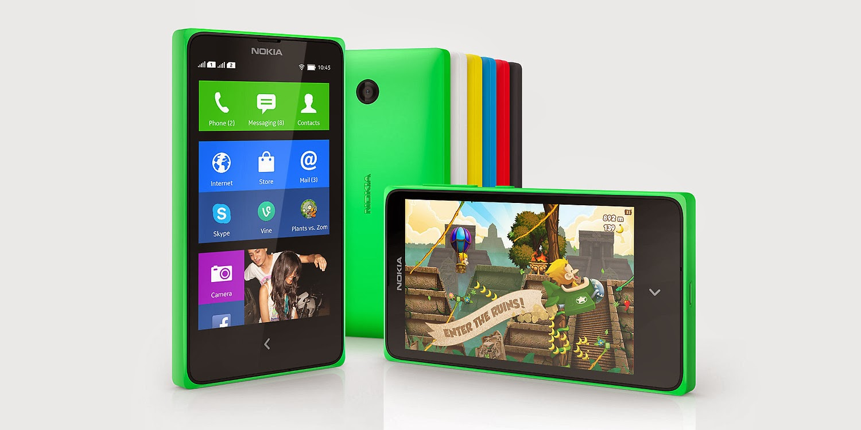 Nokia X Siap Dipasarkan, Harga Dibanderol Rp. 1,6 Jutaan