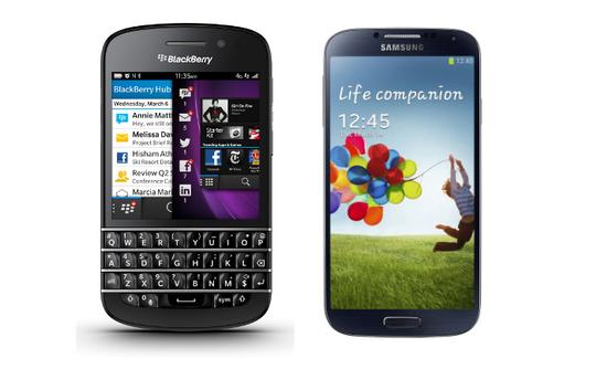 Samsung dan LG Kandidat Pengganti Blackberry Untuk Ponsel Presiden AS