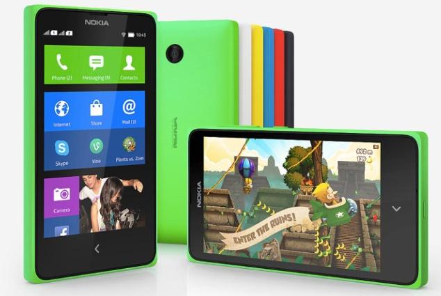 Nokia X akan Menyambangi Indonesia 27 Maret 2014, Berapa Harganya?