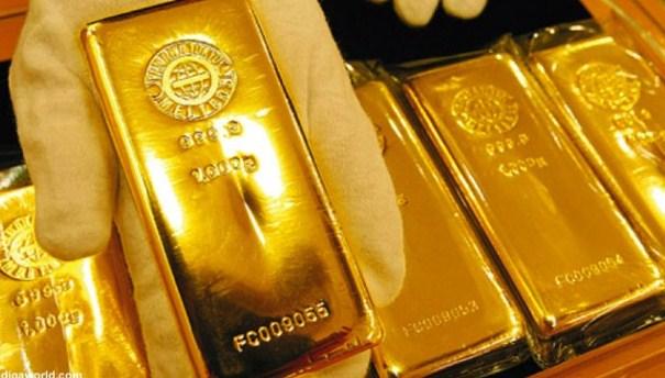Harga Emas Antam Hari Ini 10 April 2014 Naik Rp 1000