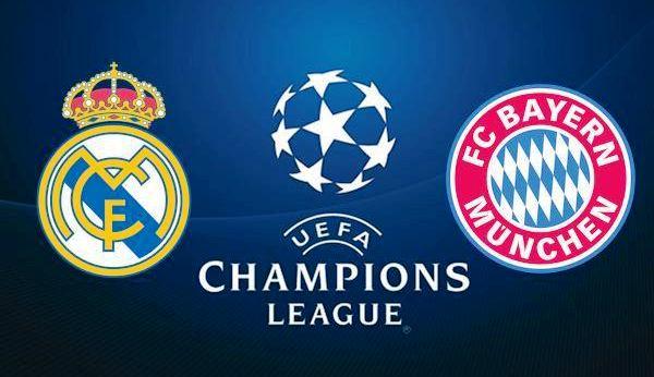 Jadwal Bola Liga Champion Real Madrid vs Bayern Munich Babak Semifinal 2014