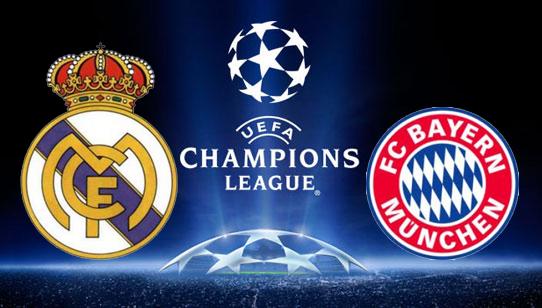 Jadwal Semifinal Liga Champion 2014 dan Prediksi Real Madrid VS Bayern Munchen