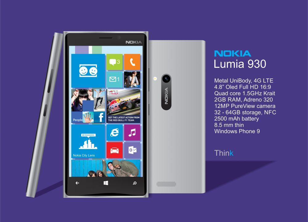 Nokia Lumia 930 Dirilis, Harga Rp. 6,8 Jutaan