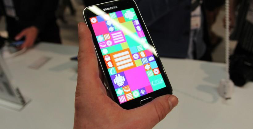 Samsung Galaxy S5 Hadirkan Fitur Baby Crying Detector