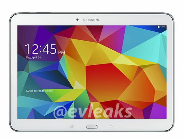 Samsung Galaxy Tab 4 10.1 Disiapkan Untuk Penerus Galaxy Tab 3