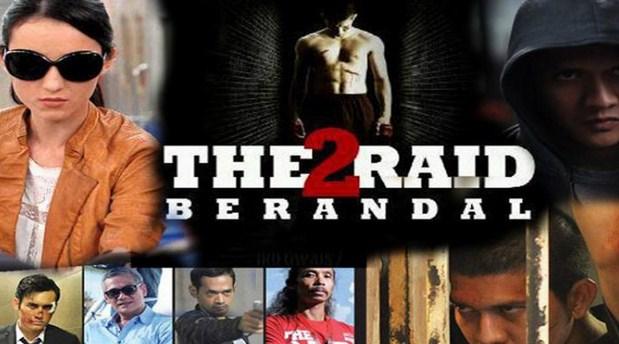 The Raid 2 Berandal Dalam 3 Hari Raih 310 Penonton