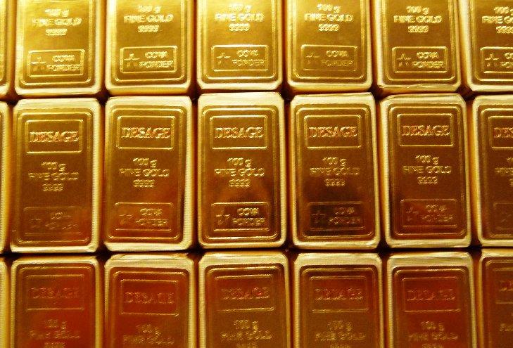 Harga Emas Antam Terbaru Hari Ini Turun Rp 4.000 per Gram