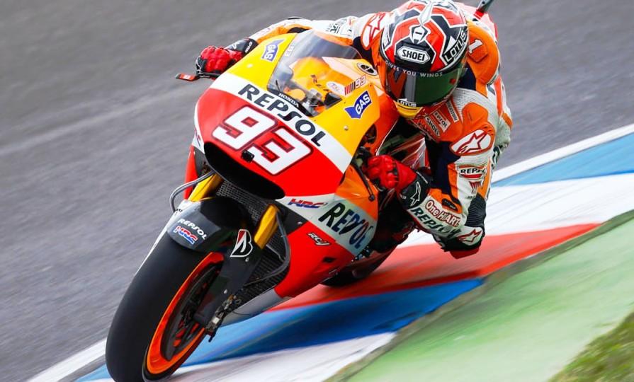 Hasil Kualifikasi MotoGP Argentina 2014, Marquez Pole Position