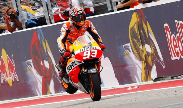 MotoGP Austin Amerika 2014: Marquez Juara Race dan Pimpin Klasemen Sementara