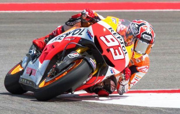 MotoGP Austin Amerika 2014: Marquez Tercepat pada Latihan Bebas 1 dan 2