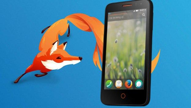 Flame Smartphone OS Firefox Dengan Processor Dual Core