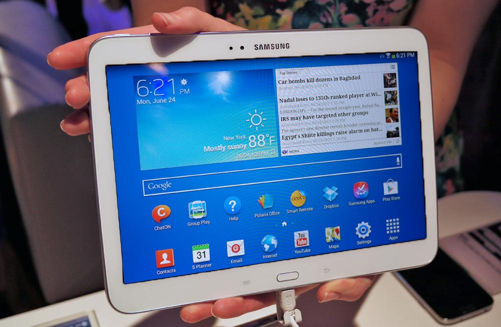 Harga Samsung Galaxy Tab 3 Mei 2014