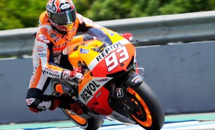 Hasil Kualifikasi MotoGP Jerez Spanyol 2014, Marquez Pole Position!