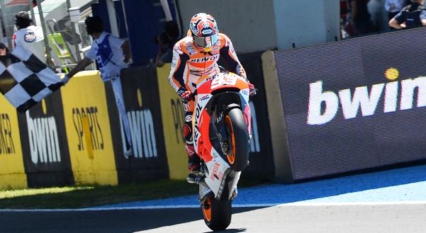 Hasil Race MotoGP Jerez Spanyol 2014, Marquez Juara dan Kokoh Puncaki Klasemen