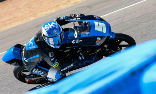 Inilah Juara Race MotoGP Jerez Spanyol 2014 Kelas Moto3