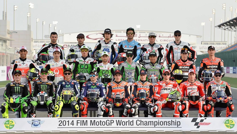 Klasemen MotoGP 2014 Jelang Race Seri Jerez Spanyol