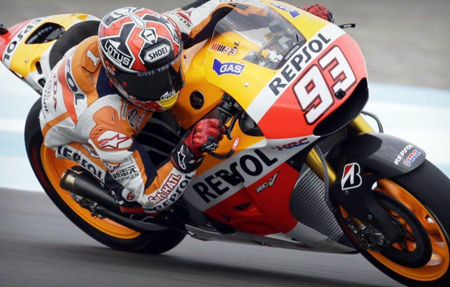 MotoGP Jerez Spanyol 2014: Marc Marquez Tercepat Latihan Bebas Kedua (FP2)