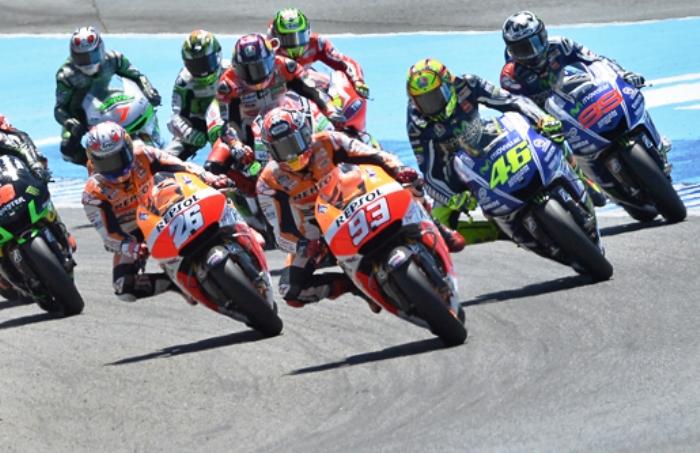 MotoGP Le Mans Perancis 2014: Jadwal FP, Kualifikasi dan Race Balap