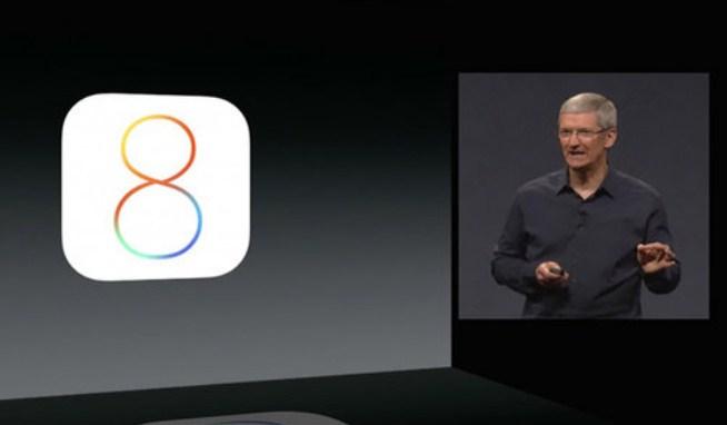 Apple Perkenalkan iOS 8 Dengan Segudang Fitur Baru