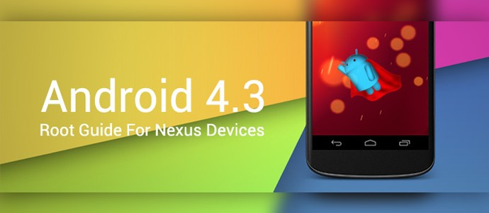 Cara Root Android 4.3 di Nexus 7